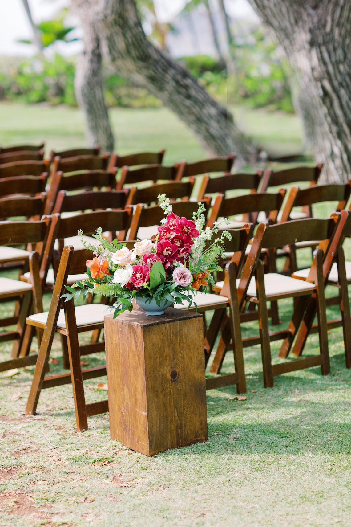 Elegant Sage Green Hawaii Destination Wedding – Etcetera Photo 25