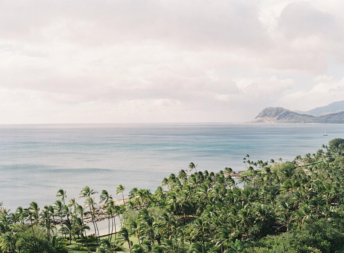 Elegant Sage Green Hawaii Destination Wedding – Etcetera Photo 55