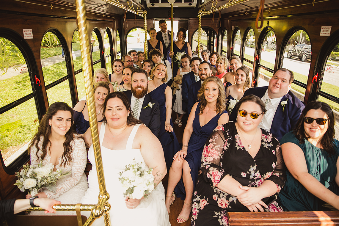 Jubilant New Orleans Same Sex Wedding – Mateo and Company Photography 16