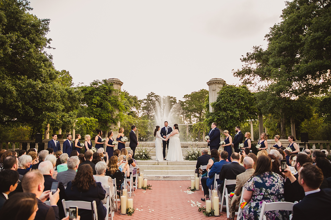 Jubilant New Orleans Same Sex Wedding – Mateo and Company Photography 19