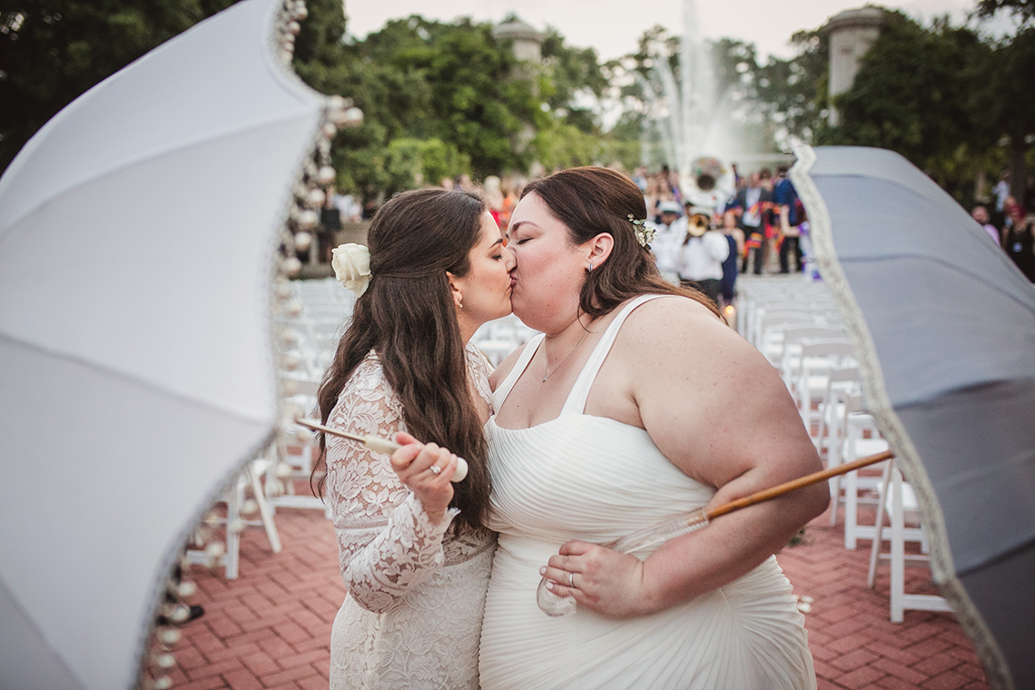 Jubilant New Orleans Same Sex Wedding – Mateo and Company Photography 25