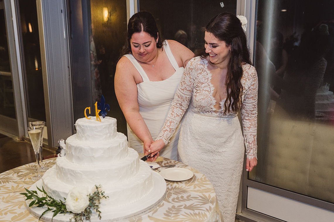 Jubilant New Orleans Same Sex Wedding – Mateo and Company Photography 26