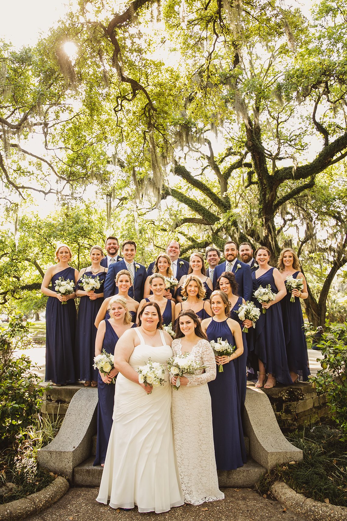 Jubilant New Orleans Same Sex Wedding – Mateo and Company Photography 7