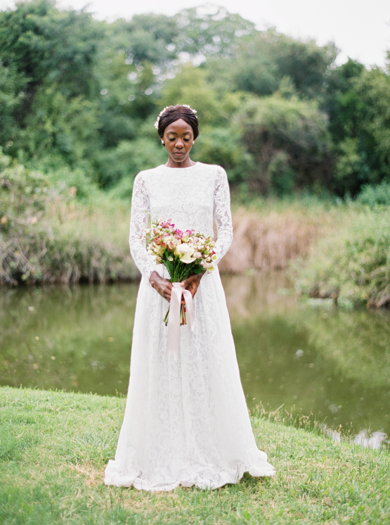 Romantic African Garden Wedding Inspiration – Kind Fisher Boma – Stepan Vrzala – Love From Mwai 21