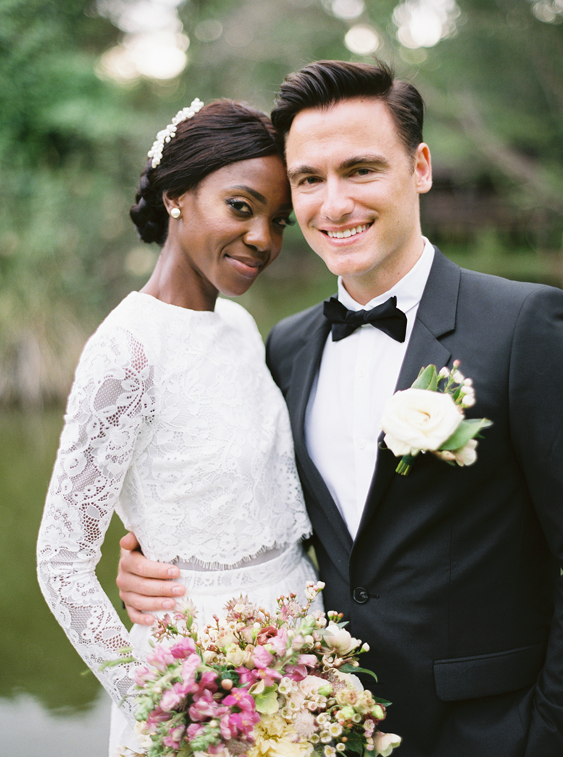 Romantic African Garden Wedding Inspiration – Kind Fisher Boma – Stepan Vrzala – Love From Mwai 23