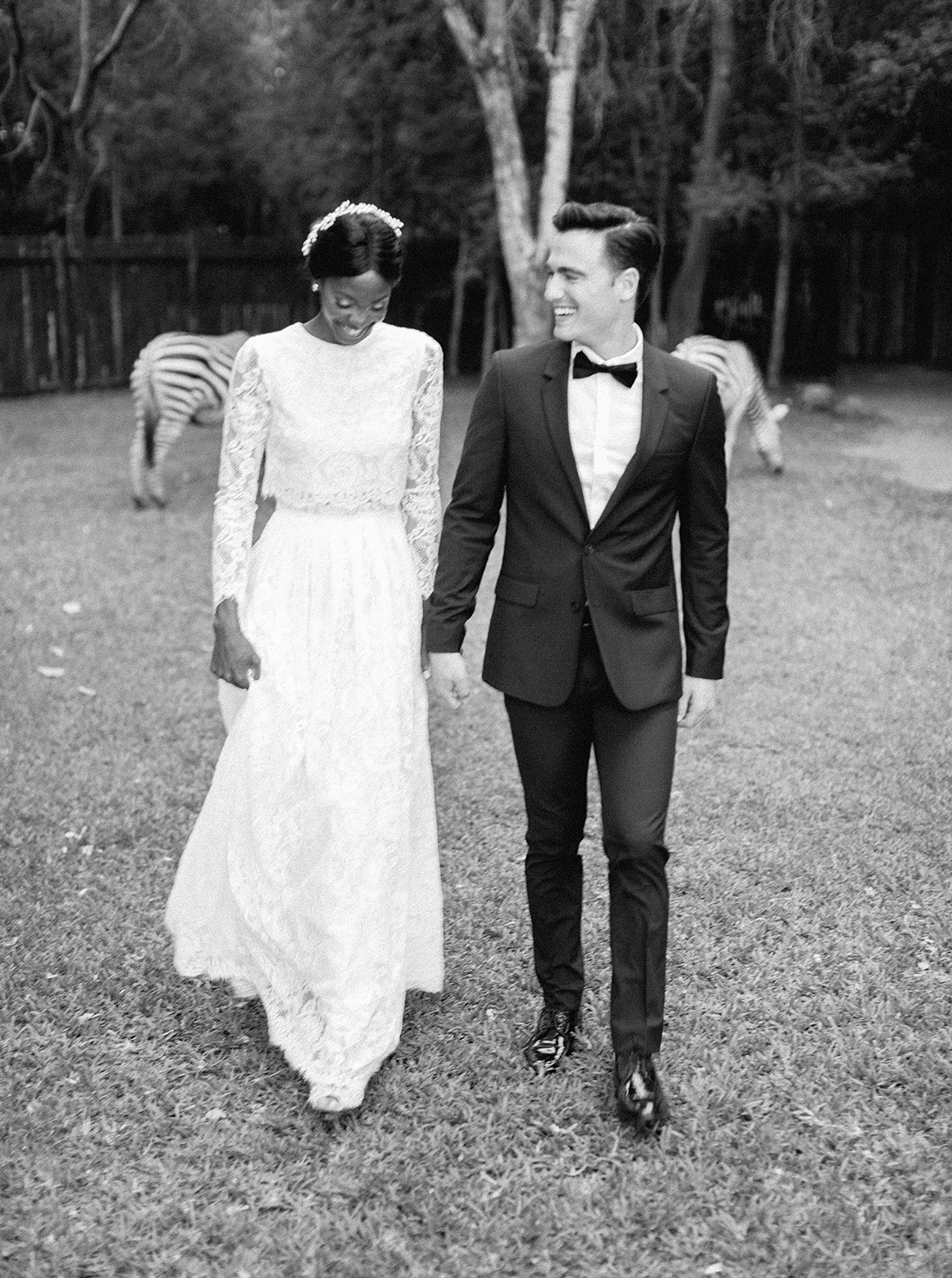 Romantic African Garden Wedding Inspiration – Kind Fisher Boma – Stepan Vrzala – Love From Mwai 27