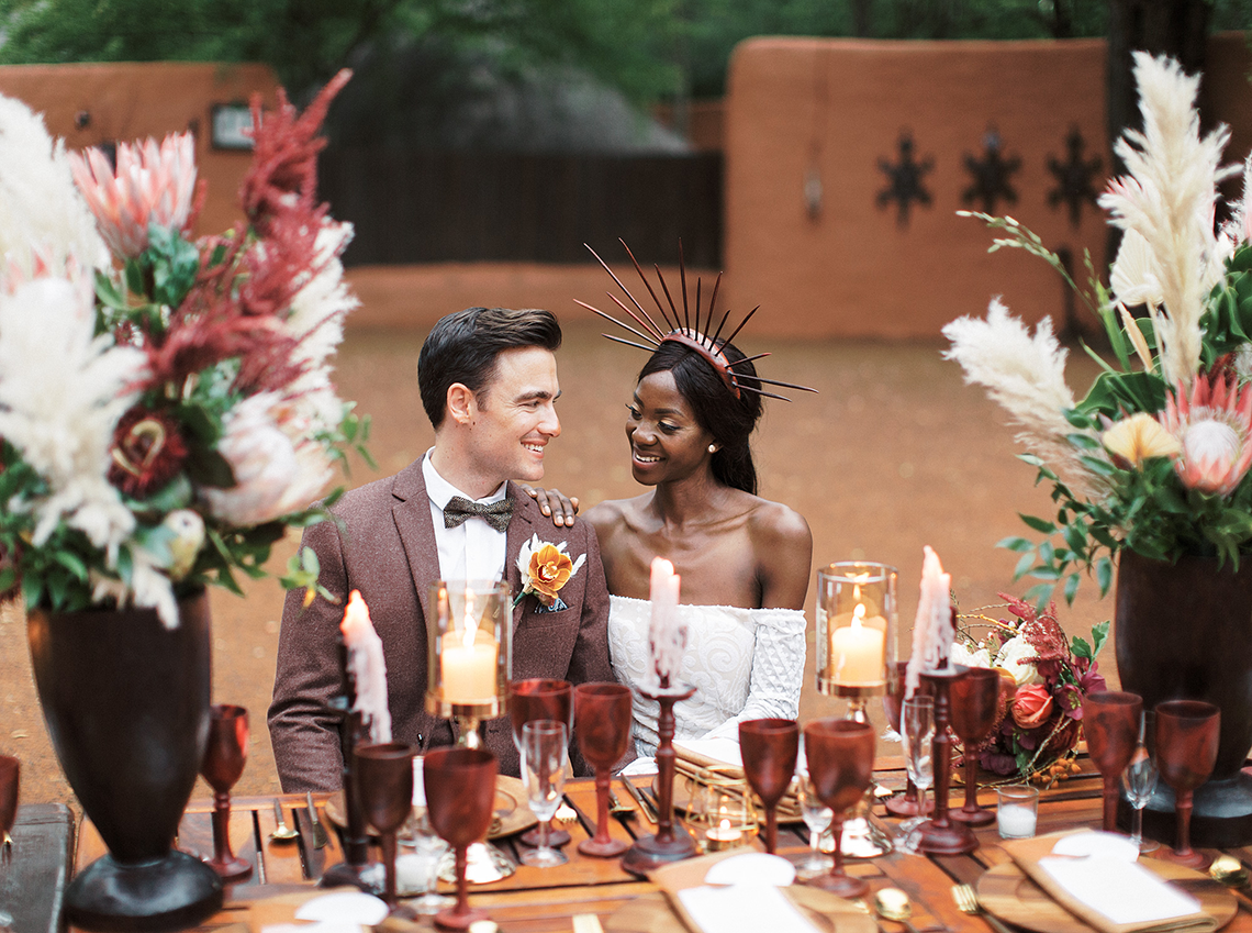 Rustic African Boma Wedding Inspiration – Kind Fisher Boma – Stepan Vrzala – Love From Mwai 1