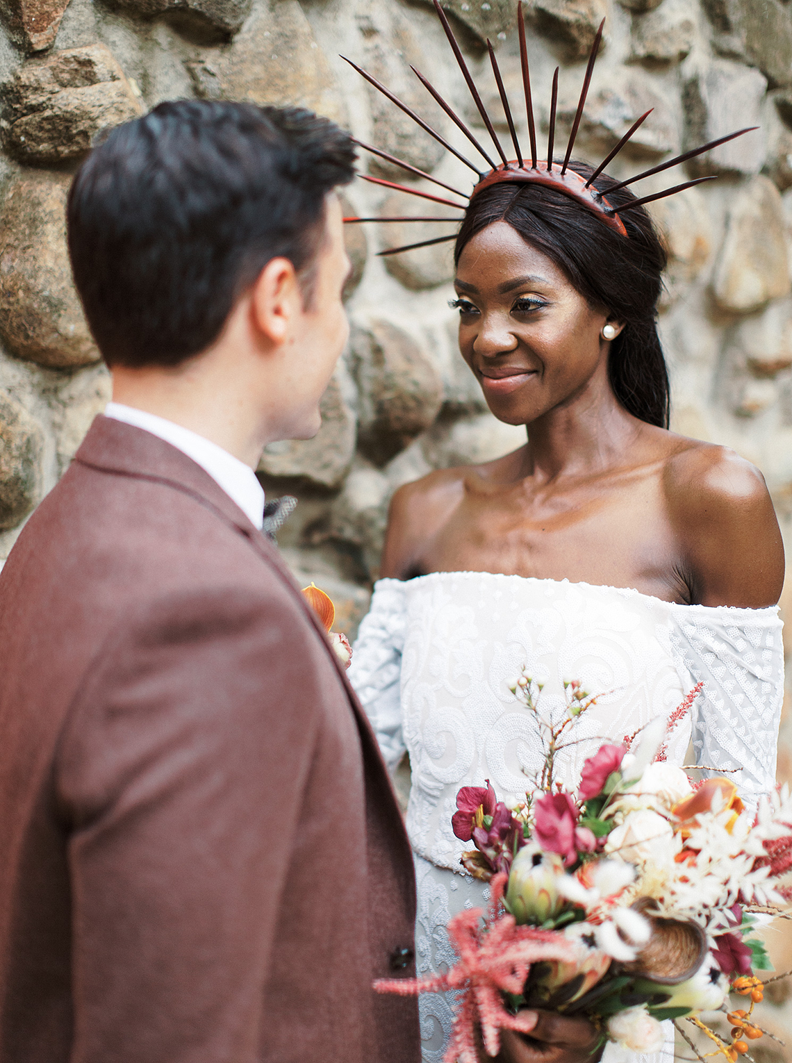 Rustic African Boma Wedding Inspiration – Kind Fisher Boma – Stepan Vrzala – Love From Mwai 38