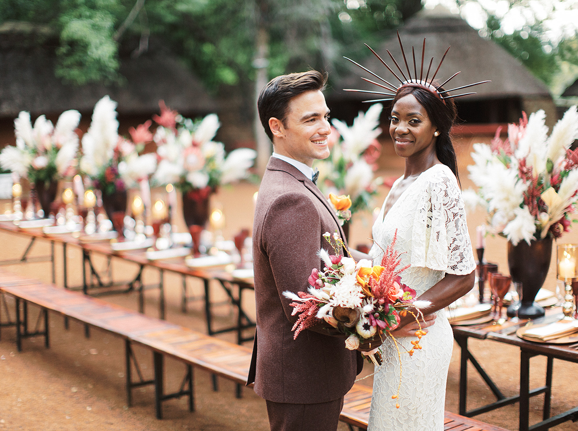 Rustic African Boma Wedding Inspiration – Kind Fisher Boma – Stepan Vrzala – Love From Mwai 5