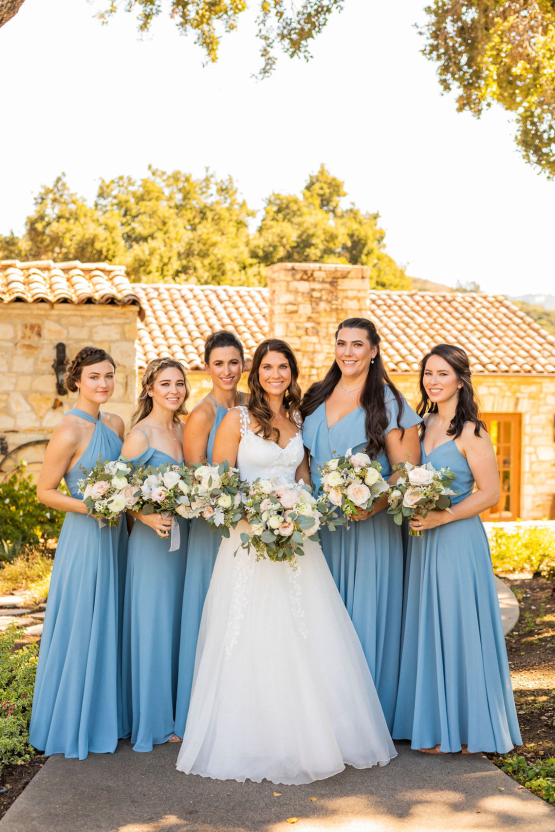 Rustic Multicultural Wedding and Sangeet at Holman Ranch – Lauren Feddersen Photography – Quintana Events 19