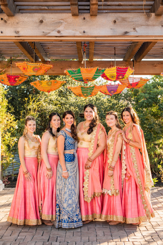 Rustic Multicultural Wedding and Sangeet at Holman Ranch – Lauren Feddersen Photography – Quintana Events 2