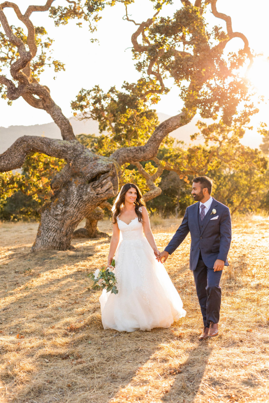 Rustic Multicultural Wedding and Sangeet at Holman Ranch – Lauren Feddersen Photography – Quintana Events 31