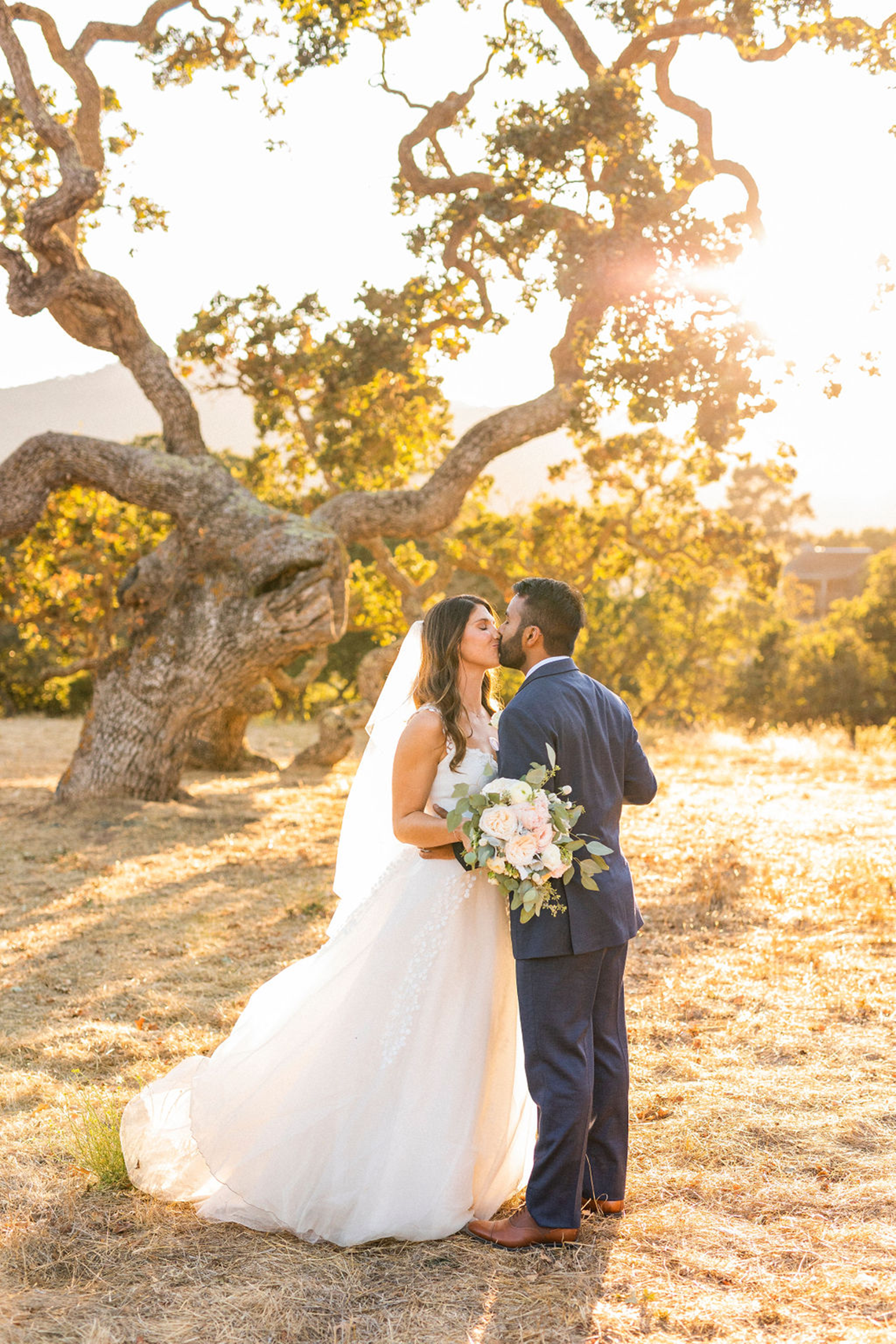 Rustic Multicultural Wedding and Sangeet at Holman Ranch – Lauren Feddersen Photography – Quintana Events 32