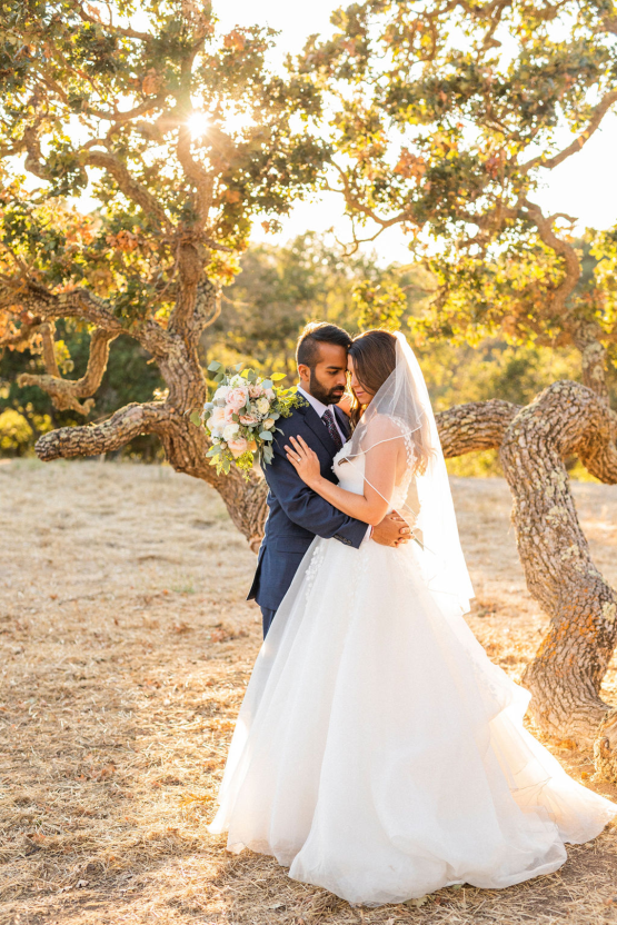 Rustic Multicultural Wedding and Sangeet at Holman Ranch – Lauren Feddersen Photography – Quintana Events 33