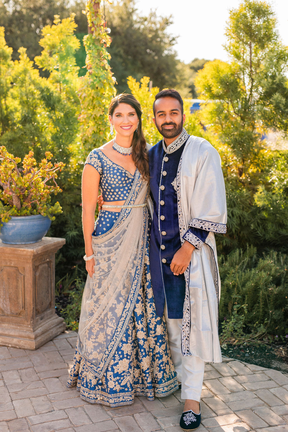 Rustic Multicultural Wedding and Sangeet at Holman Ranch – Lauren Feddersen Photography – Quintana Events 52