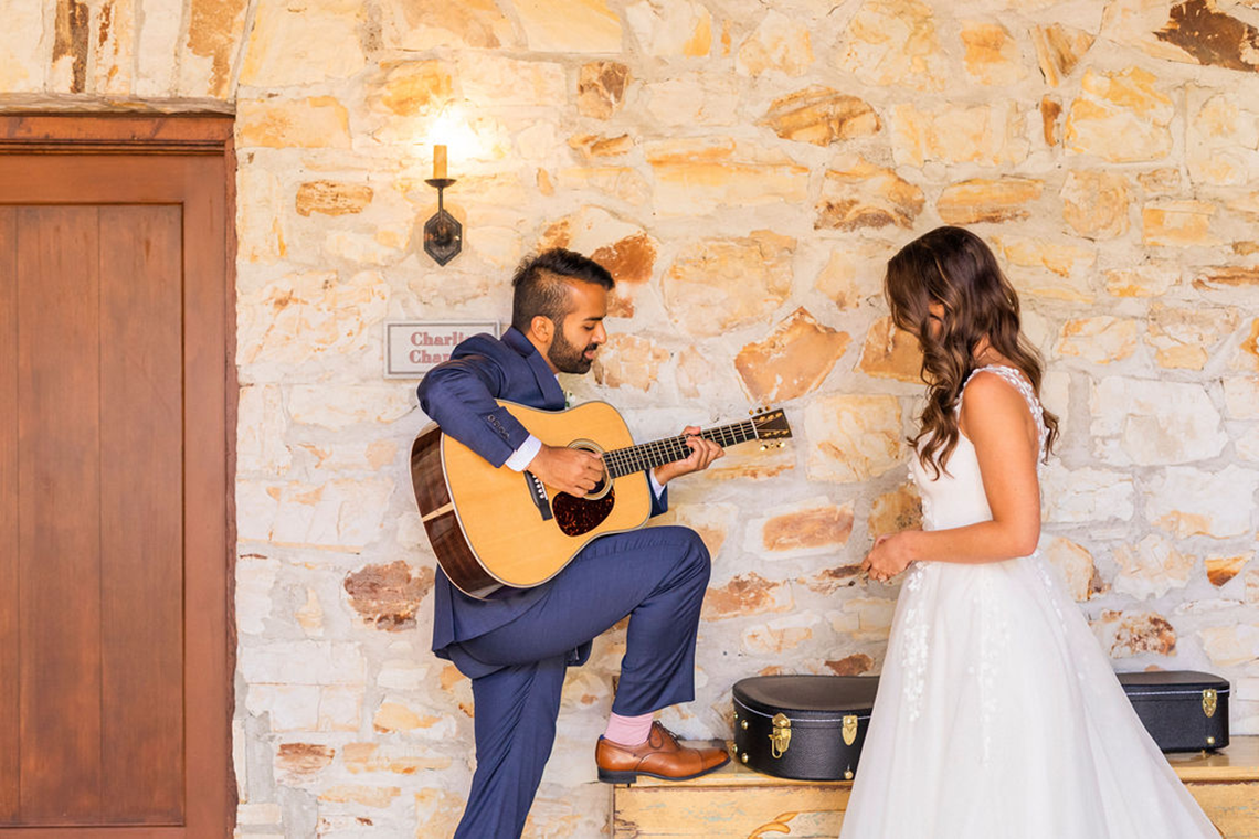 Rustic Multicultural Wedding and Sangeet at Holman Ranch – Lauren Feddersen Photography – Quintana Events 57