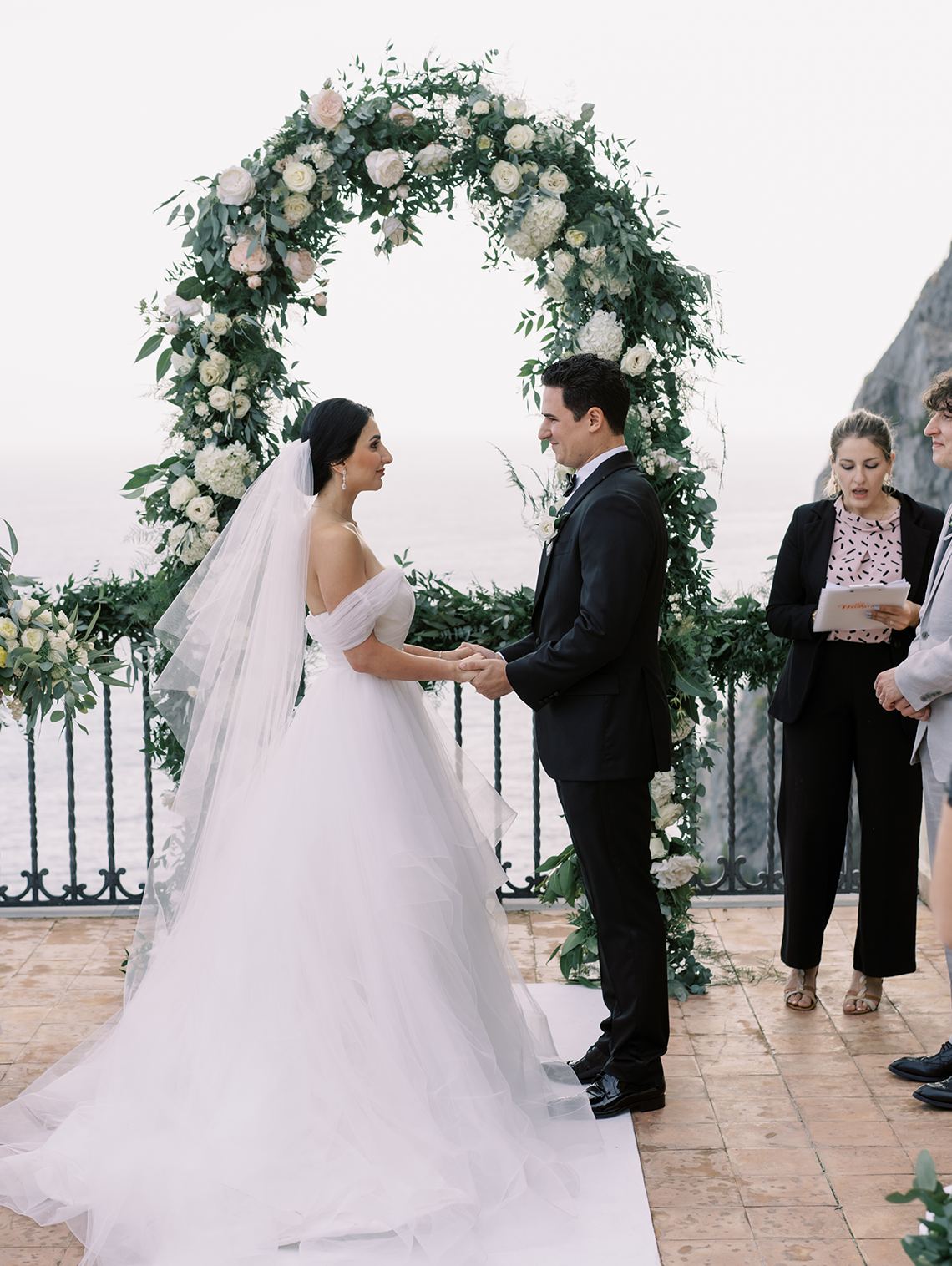 Stunning Intimate Amalfi Coast Destination Wedding – Detito Fhotografie – Marry Me on Lake Como 29