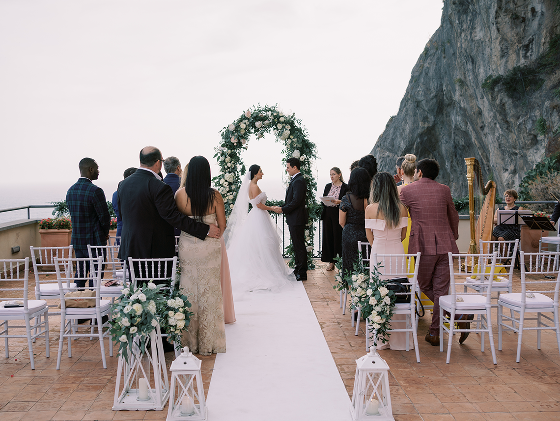 Stunning Intimate Amalfi Coast Destination Wedding – Detito Fhotografie – Marry Me on Lake Como 5