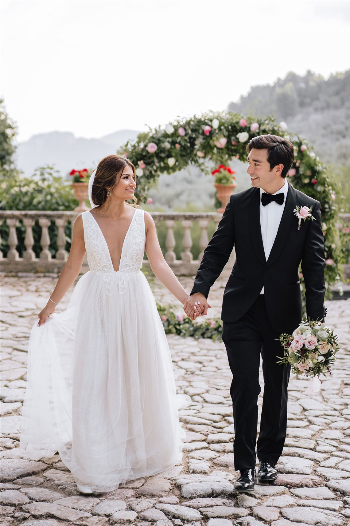 Stunning Rustic Mallorca Destination Wedding – Paco and Aga Photography 22