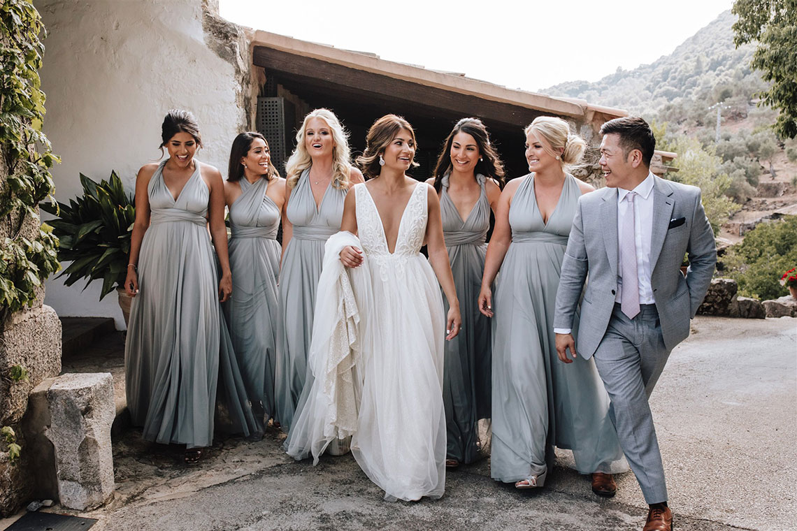 Stunning Rustic Mallorca Destination Wedding – Paco and Aga Photography 46
