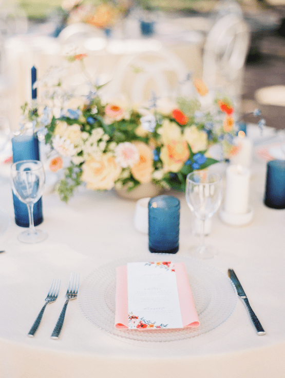 Zesty Citrus Wedding Ideas – The Grand Lady – Texas Wedding – Kristin La Voie Photography 18