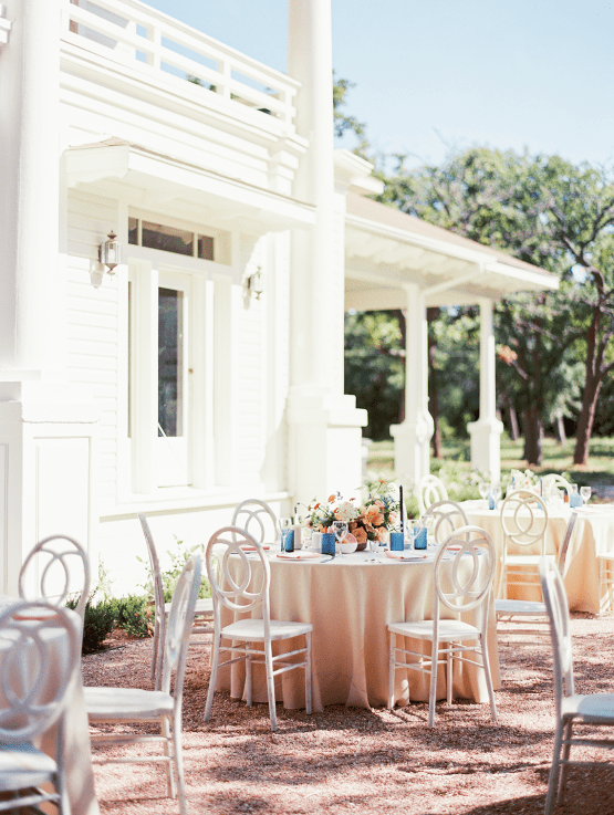 Zesty Citrus Wedding Ideas – The Grand Lady – Texas Wedding – Kristin La Voie Photography 27