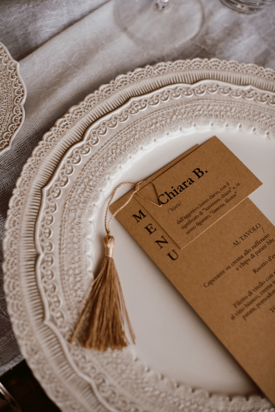 Bohemian Wildflower Wedding in Northern Italy – Margherita Calati – Castello di Paderna 24