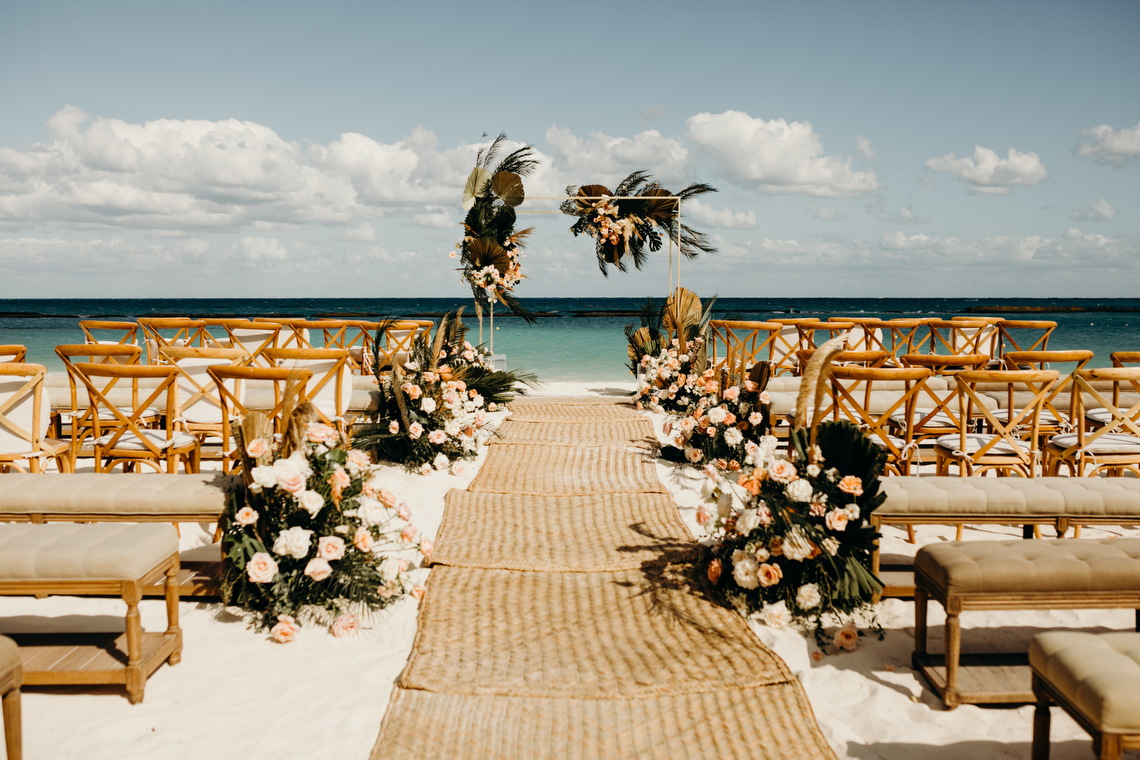 Boho Riviera Maya Mexico Banyan Tree Wedding – Memory Box photography 3