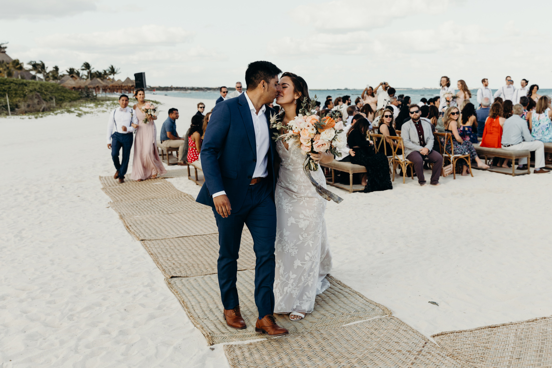Boho Riviera Maya Mexico Banyan Tree Wedding – Memory Box photography 5