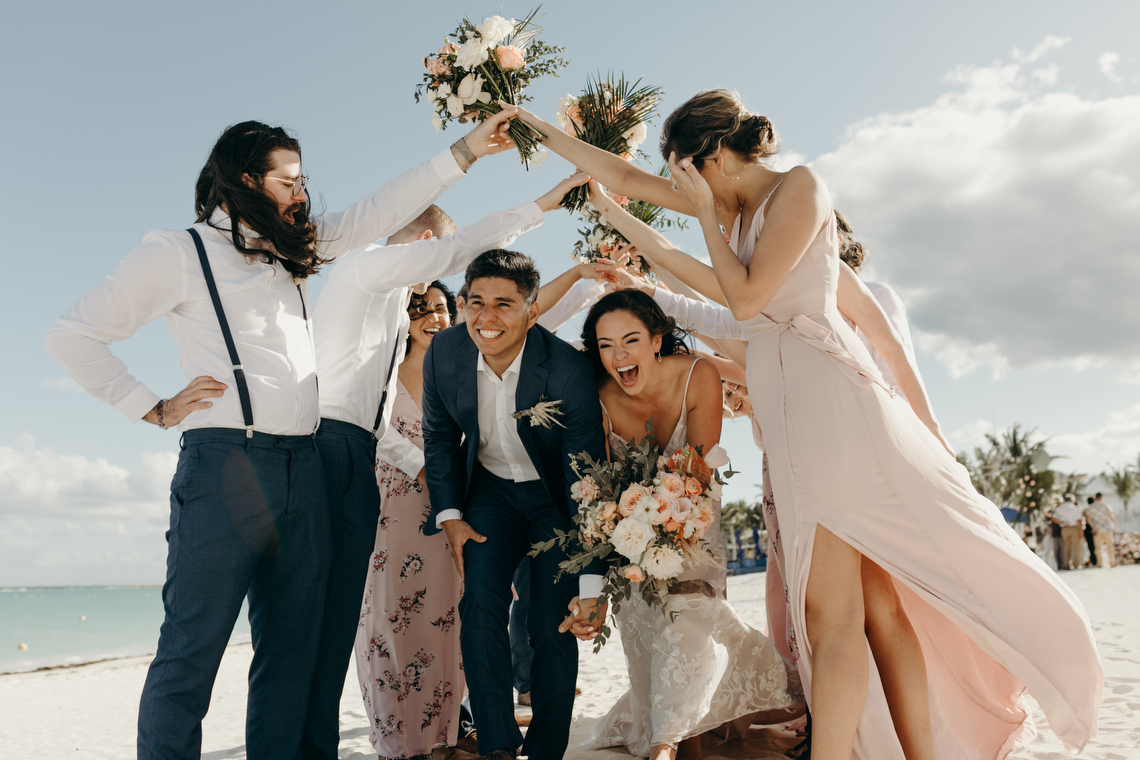 Boho Riviera Maya Mexico Banyan Tree Wedding – Memory Box photography 7
