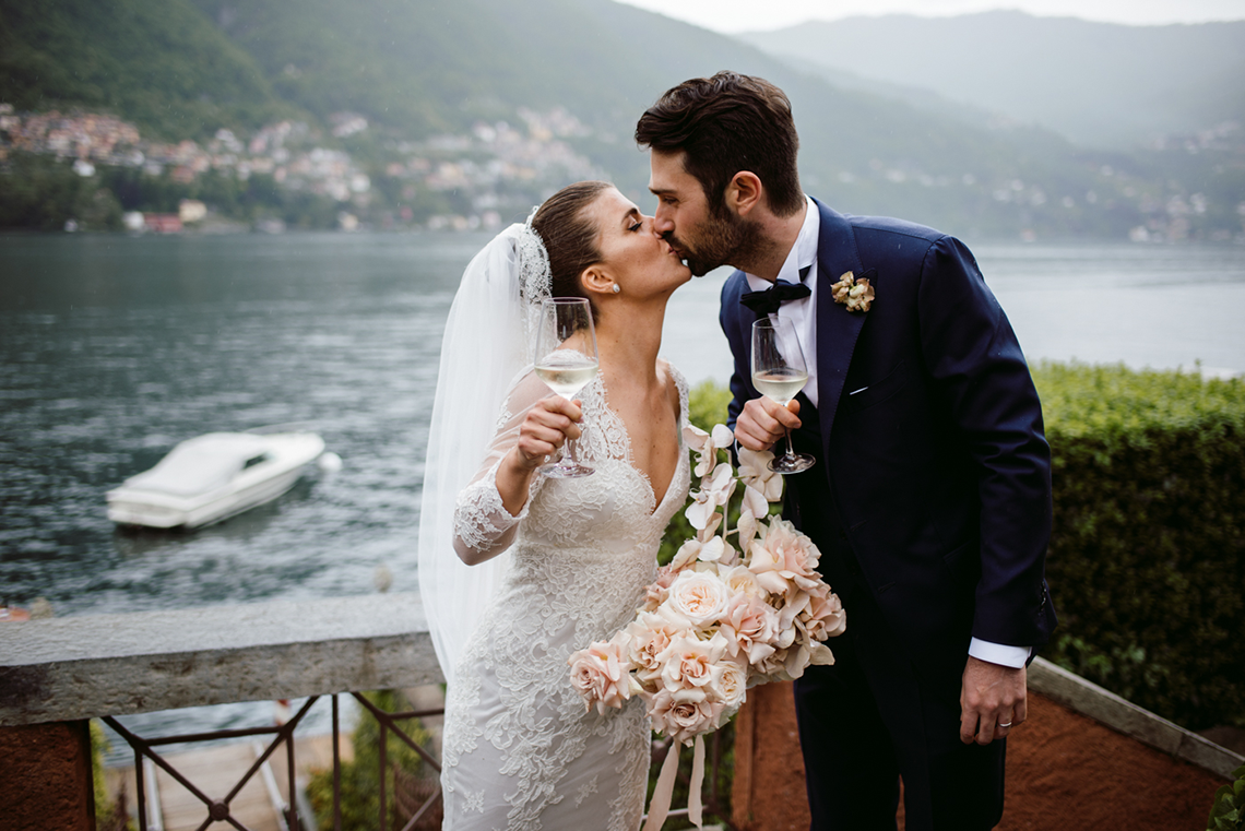 Effortlessly Romantic Lake Como Italy Wedding – Margherita Calati 31