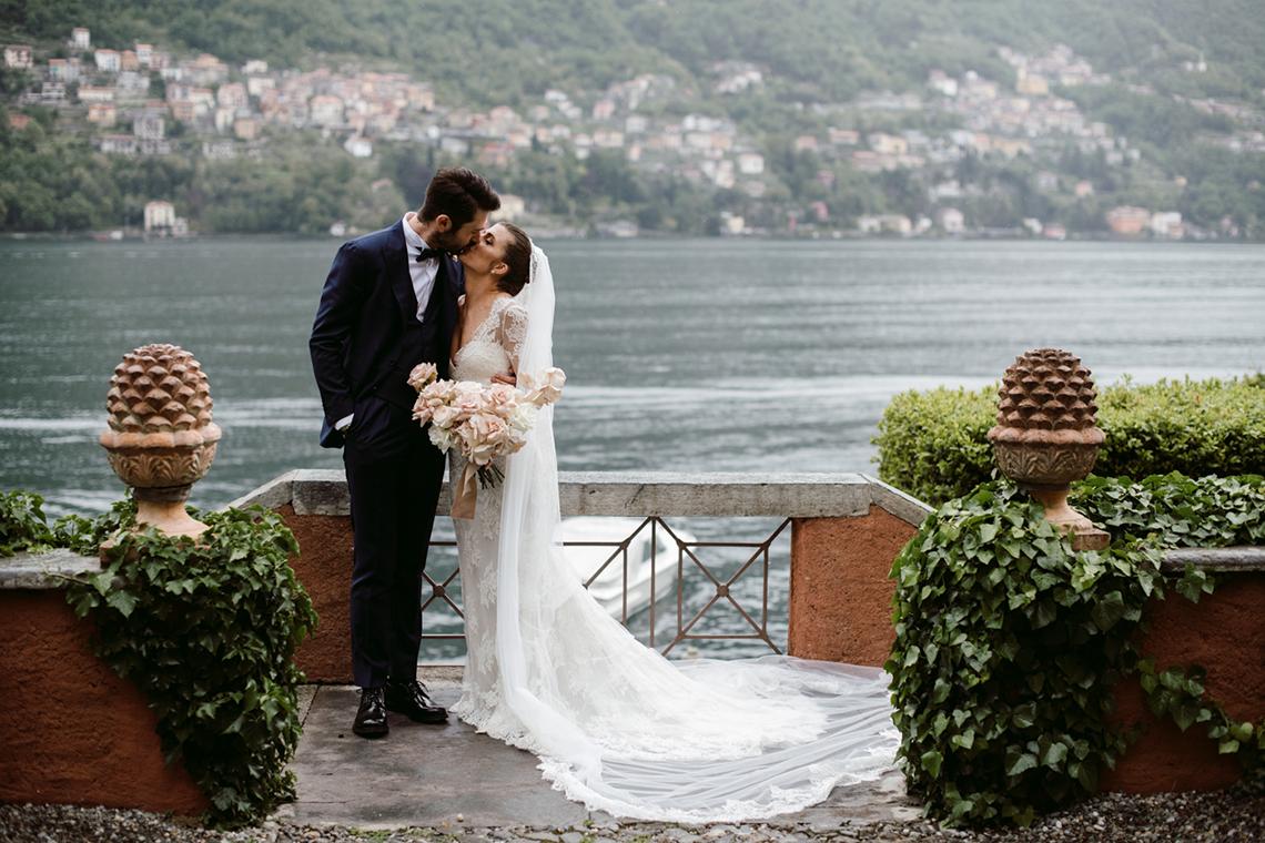 Effortlessly Romantic Lake Como Italy Wedding – Margherita Calati 32