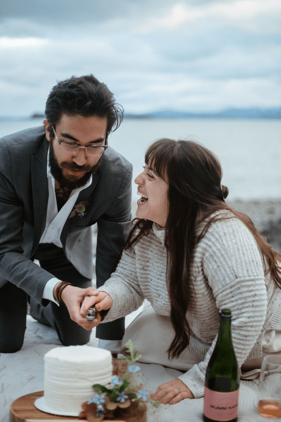 Intimate Alaska Summer Solstice Elopement – Sydney Akagi Photography – Frenchies Floral Studio 31