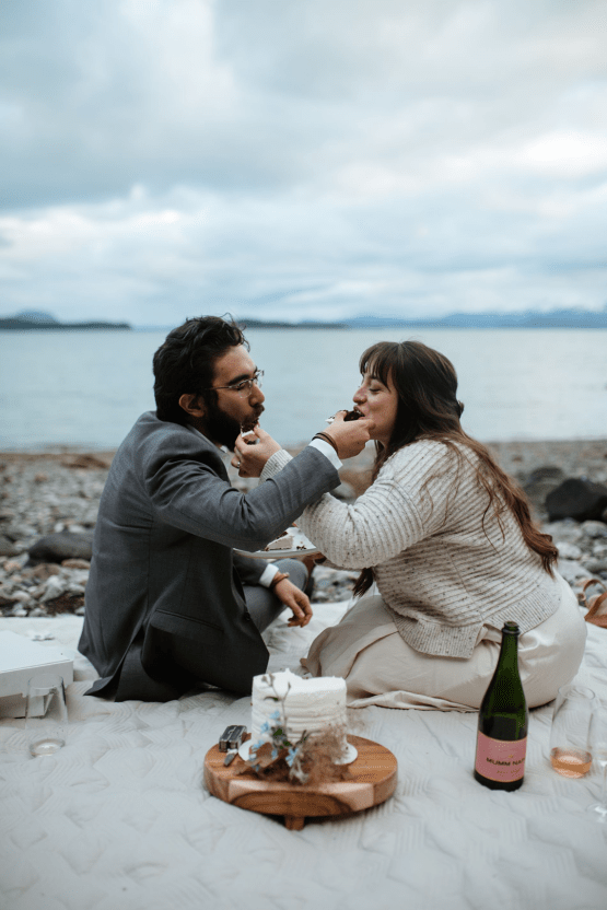 Intimate Alaska Summer Solstice Elopement – Sydney Akagi Photography – Frenchies Floral Studio 32