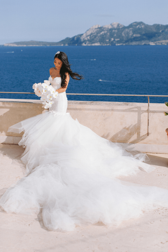 Lavish and Luxurious Mallorca Destination Wedding – Eric Kelley Photography – Galia Lahav 11