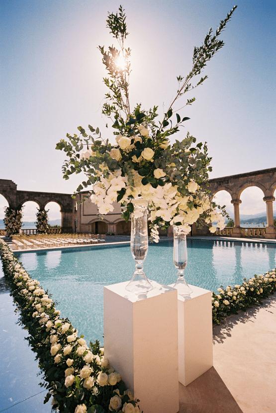 Lavish and Luxurious Mallorca Destination Wedding – Eric Kelley Photography – Galia Lahav 14