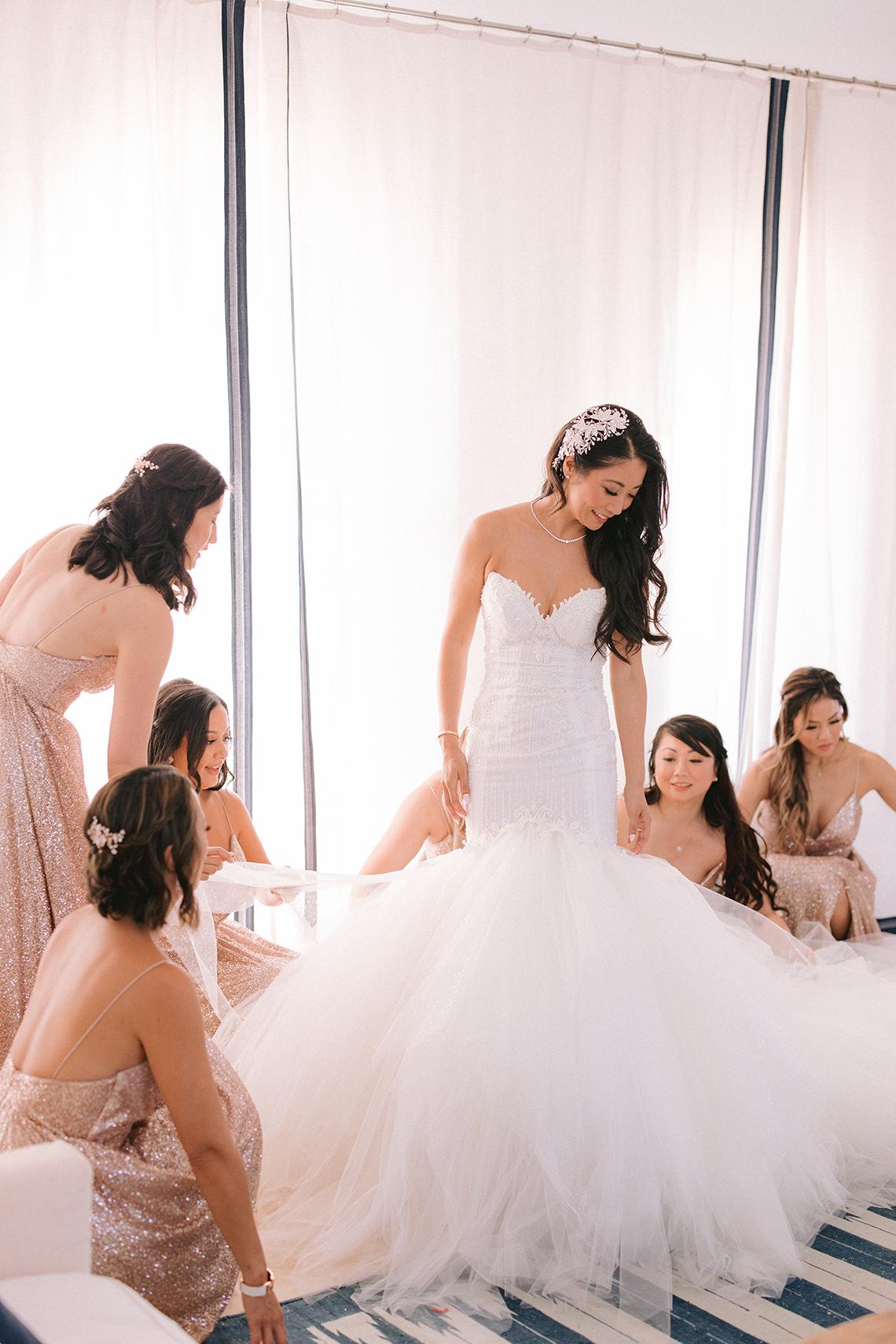Lavish and Luxurious Mallorca Destination Wedding – Eric Kelley Photography – Galia Lahav 2