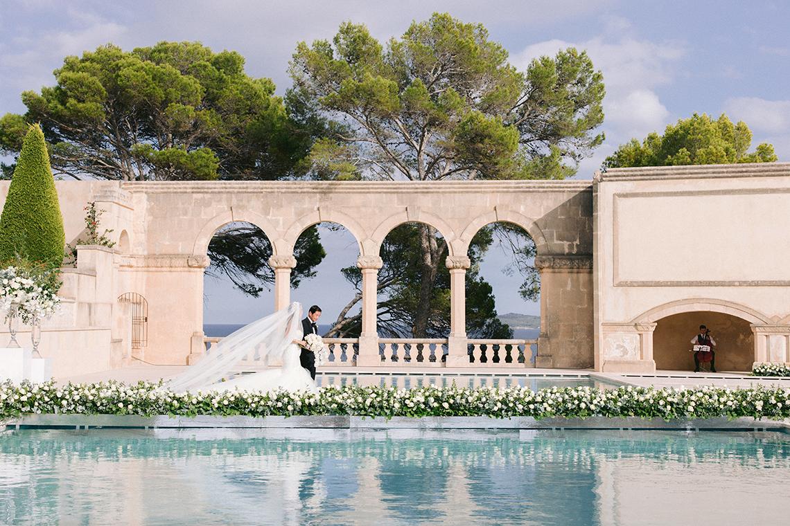 Lavish and Luxurious Mallorca Destination Wedding – Eric Kelley Photography – Galia Lahav 25