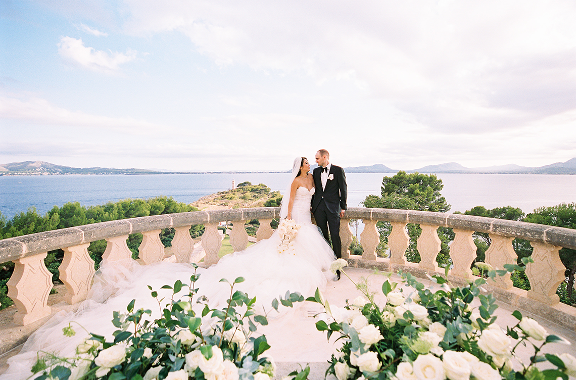 Lavish and Luxurious Mallorca Destination Wedding – Eric Kelley Photography – Galia Lahav 28