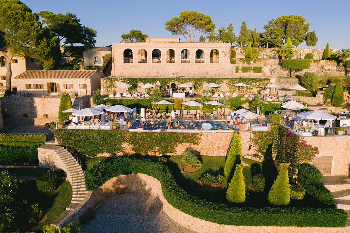 Lavish and Luxurious Mallorca Destination Wedding – Eric Kelley Photography – Galia Lahav 33