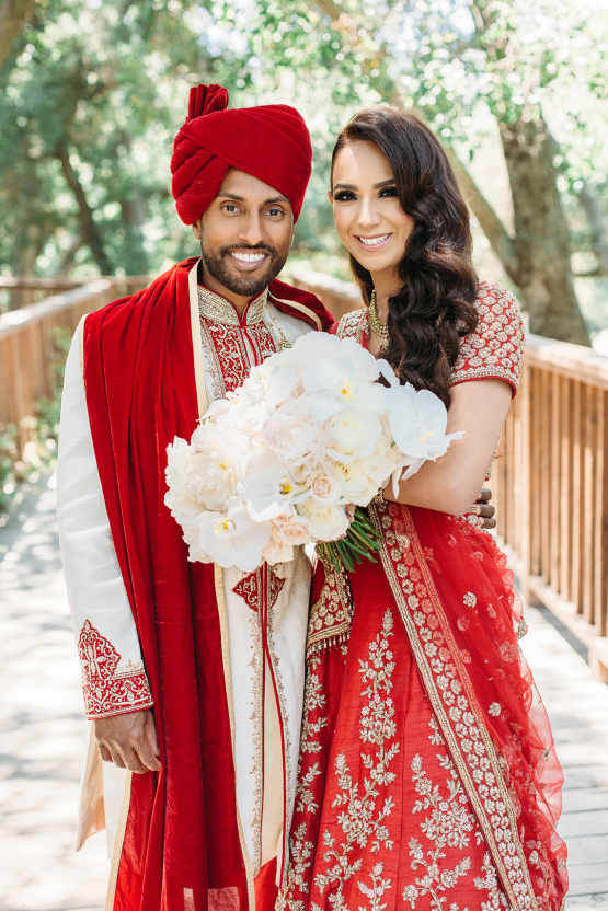 Multicultural Persian and Indian Wedding at Calamigos Ranch – Purity Weddings 23