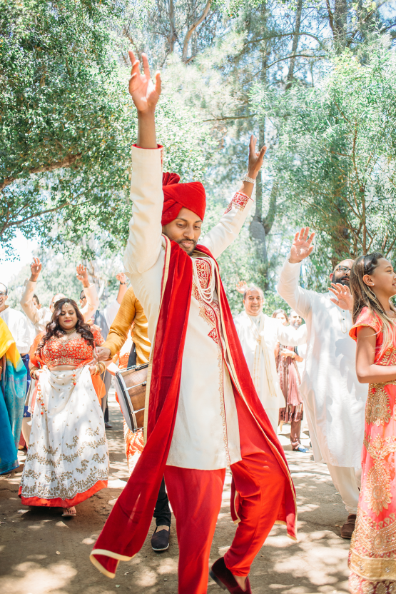 Multicultural Persian and Indian Wedding at Calamigos Ranch – Purity Weddings 27