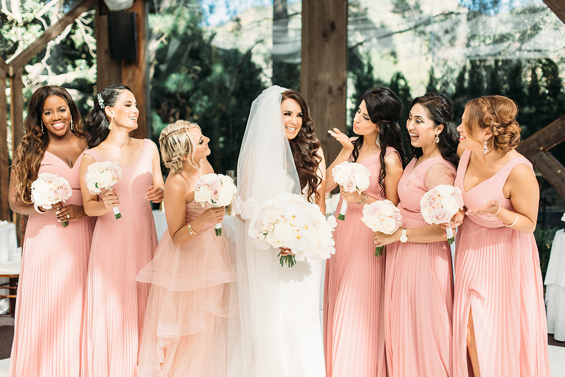 Multicultural Persian and Indian Wedding at Calamigos Ranch – Purity Weddings 3