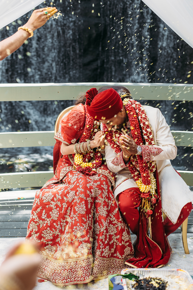 Multicultural Persian and Indian Wedding at Calamigos Ranch – Purity Weddings 35