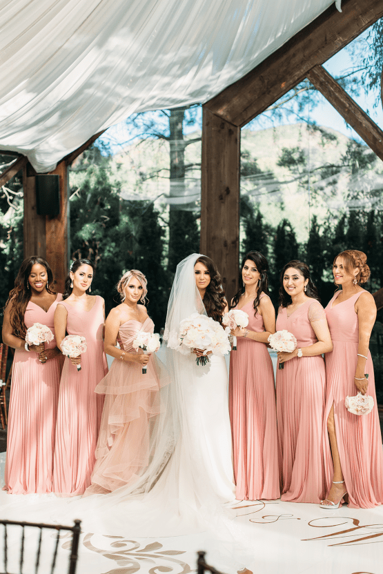Multicultural Persian and Indian Wedding at Calamigos Ranch – Purity Weddings 43