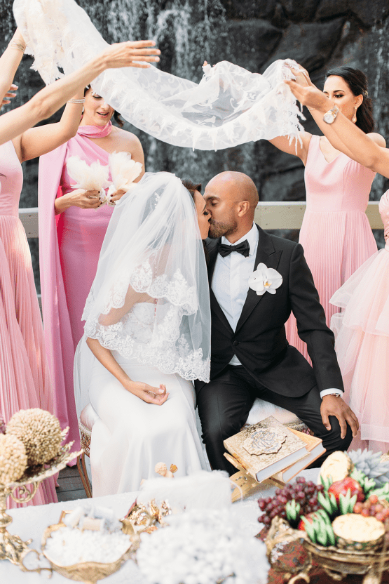 Multicultural Persian and Indian Wedding at Calamigos Ranch – Purity Weddings 51