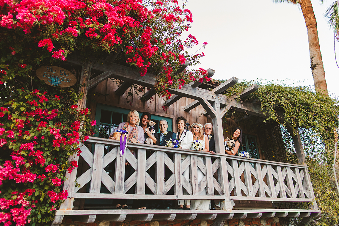 Stylish Same-Sex Palm Springs Wedding – Colony 29 – Ryan Horban Photography 12