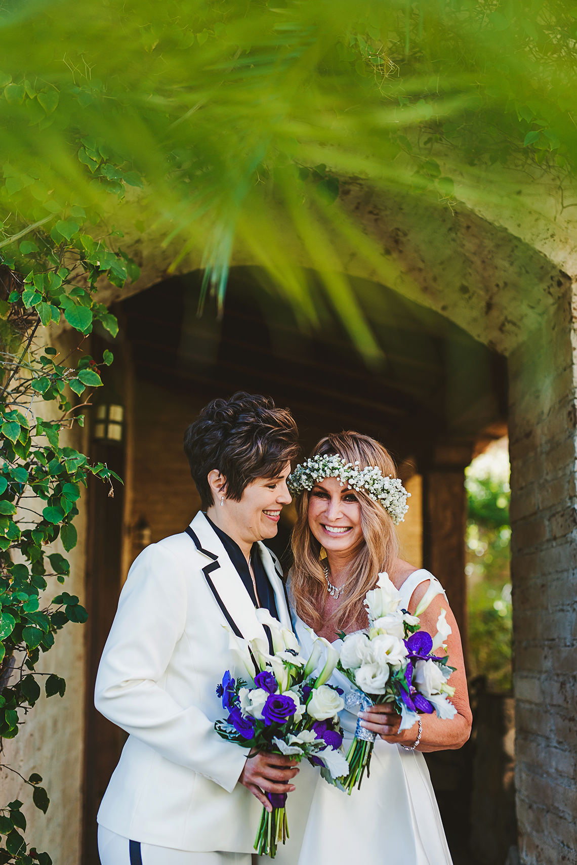 Stylish Same-Sex Palm Springs Wedding – Colony 29 – Ryan Horban Photography 19