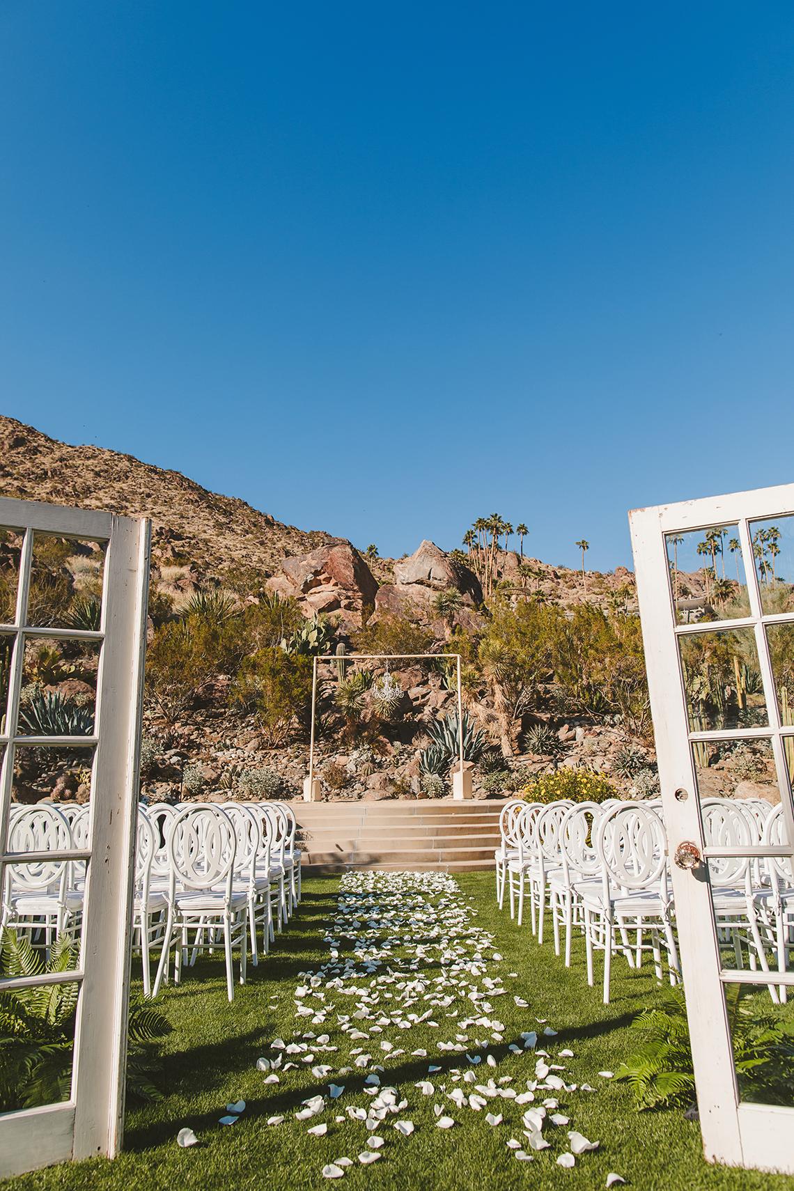 Stylish Same-Sex Palm Springs Wedding – Colony 29 – Ryan Horban Photography 24