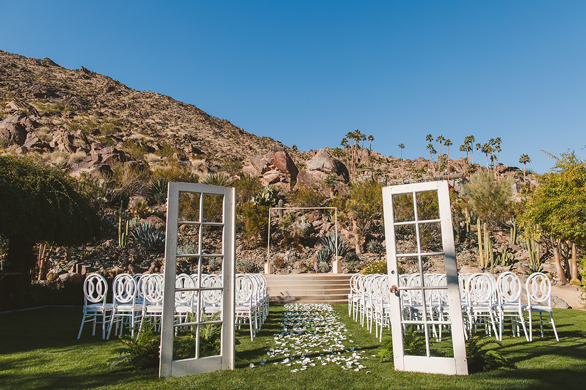 Stylish Same-Sex Palm Springs Wedding – Colony 29 – Ryan Horban Photography 7
